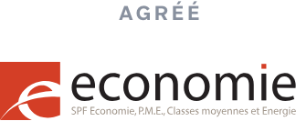 Approved by SPF Economie