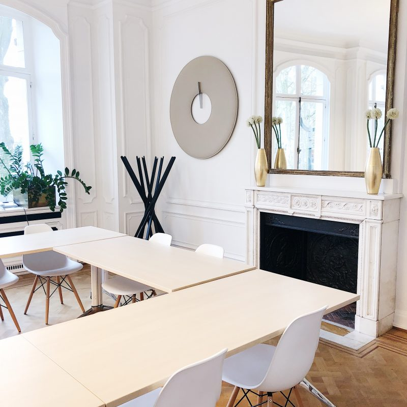 Office renting in Brussels – services