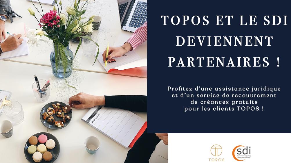 Topos devient le partenaire du SDI