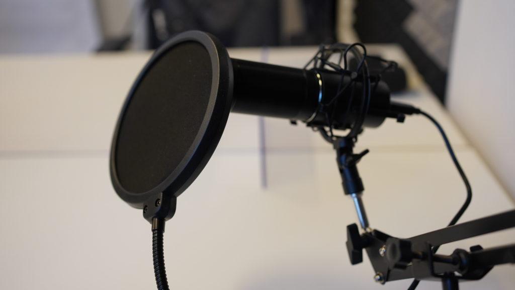 Nouveau Studio d'enregistrement pour blogueurs et journalistes !