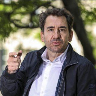 Marius Gilbert, l'épidémiologiste le plus posé de la télé.